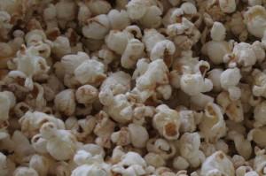 Popcorn Closeup