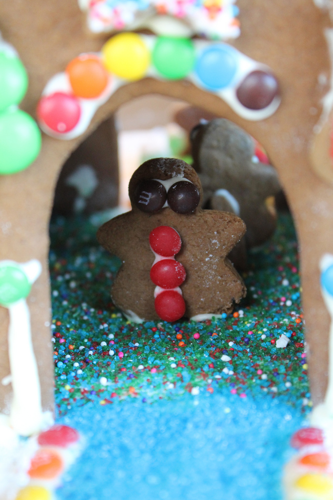 Gingerbread Inhabitants