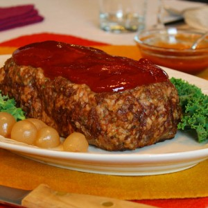 Stand-Up Meatloaf