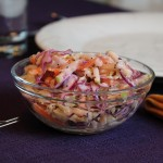 Poppyseed Green Apple Coleslaw
