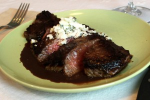 Steak With Brown Butter Pan Sauce