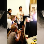 Photography Workshop with Affogato and Dry Ice