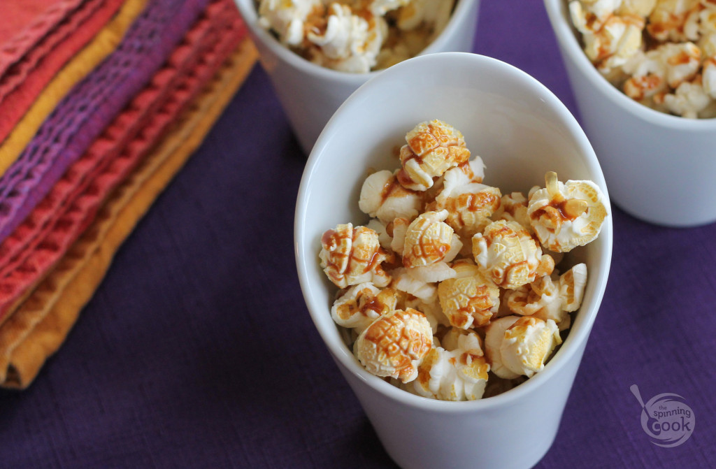 Brown Butter Popcorn Cups Landscape